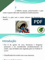 Planejamento Para o Sucesso - Implantação e farmácias em Minas Gerais