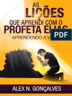As 10 Licoes Que Aprendi Com o - Alex.N.goncalves