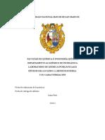 Informe Práctica INO3