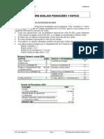 AF2 Ejercicios Análisis Financiero