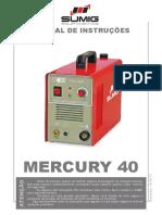 Fonte Plasma Sumig Mercury 40