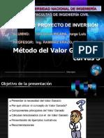 Método Del Valor Ganado & Curvas S