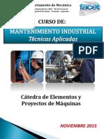 Apunte Curso Mantenimiento Industrial 2015