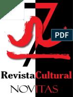 Revista Cultural Novitas Nº 7
