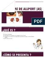 Sindrome de Alport (as)
