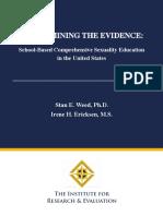 Estudio Volviendo a Analizar La Evidencia. Educación Sexual Integral de Base Escolar en Estados Unidos. CSEReport-10!23!17 (1)