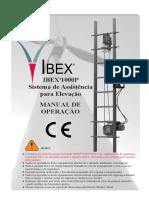 706652 1000P Operators Manual_Portugese