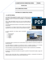 Tecnologia de Sistema de Alimentacion Diesel