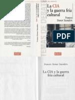 Saunders La CIA y La Guerra Fria Cultural