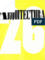 Revista Arquitectura México No. 26