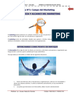 Tema N°1- Campo del Marketing