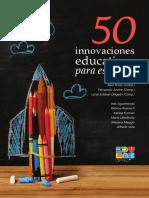 50 Innovaciones Educativas Libro