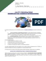Tema N°2- Marketing Global