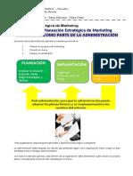 Tema N°3-Planeación Estratégica de Marketing