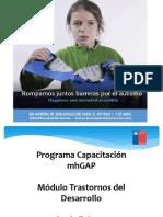 2 - Ricardo Garcia - Refuerzo Trastorno Del Desarrollo Mhgap