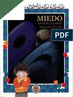 Miedo de Graciela Cabral