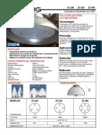 ZC240 - ZC480 - Campana Industrial