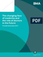 The Changing Face of Medicine June 2017
