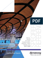 Armstrong Ceilings and Walls Specifiers Reference (1)