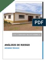 Evaluación de Riesgo p.s. Santiago Mucho Chambilla