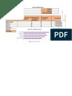 LIsta de Calificaciones Excel