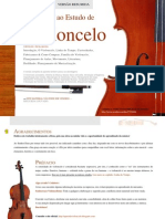 APOSTILA - Versão Resumida - Introdução ao Estudo de Violoncelo - por Marcos Oliveira