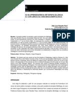 A Morfologia Na Aprendizagem Da Ortografia Da Língua Portuguesa-consciência Morfológica