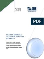 PLAN EMPRESA(Academia clases de apoyo) Esther Armañanzas Salcedo.pdf
