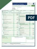 Forvm Plantilla Formulario 210 Declaración Renta PN – Empleados.