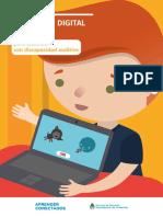 EDUCACIÓN DIGITAL INCLUSIVA Para Alumnos Con Discapacidad Auditiva