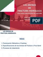 Arena de Fractura