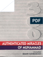 54 English 300 Authenticated Miracles of Muhammad