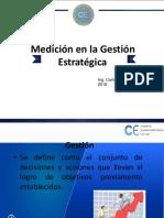 1.- Medición en La Gestión Estratégica 1