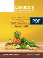 Directory Pma Fresh Summit