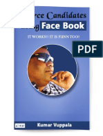 Source Candidates Using Face Book_KV