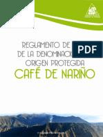 Reglamento de Uso DO Café de Nariño - DIAGRAMADO