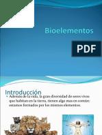 BIOELEMENTOS INORGANICOS Y ORGANICOS.ppt