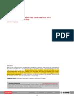 Magendzo Curriculum Controversial 2016 (2)
