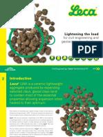 Leca® LWA Brochure V1