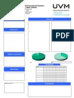 Formato Para Cartel Foro de Investigacion Salud