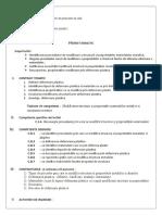 Proiect Didactic Def Plastica