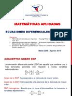 Ecuaciones Diferenciales Parciales(clase 1).pdf