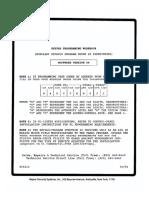 MA3000 Program Manual