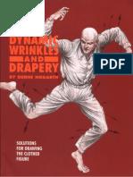 Burne Hogarth Dynamic Wrinkles and Drapery.pdf