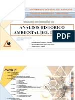 Analais Historico Ambiental