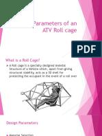 ATV Roll Cage