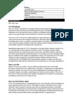 milligan sydney cts module plan component 1 final copy
