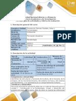 Guía de Actividades y Rubrica Evaluacion - Fase 2 Proceso Nervioso