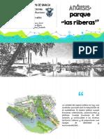 Análisis Parque Las Riberas
