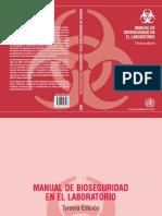 Manual Bioseguridad Laboratorio